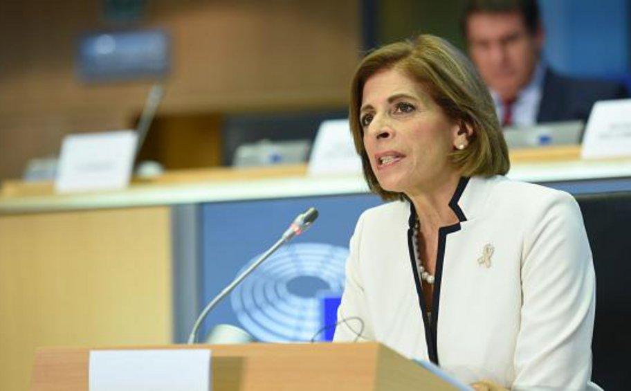 Κυριακίδου: Προτεραιότητά μου να διασφαλίσω ότι ως Κομισιόν, παρέχουμε πάσα υποστήριξη στα κράτη-μέλη για τον κορωνοϊό