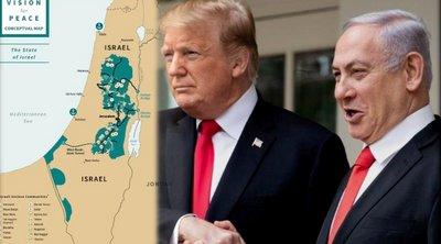 Σχέδιο Τραμπ: Ισραήλ με πρωτεύουσα Ιερουσαλήμ - Όλα ανοιχτά για Παλαιστίνη - Οι διεθνείς αντιδράσεις