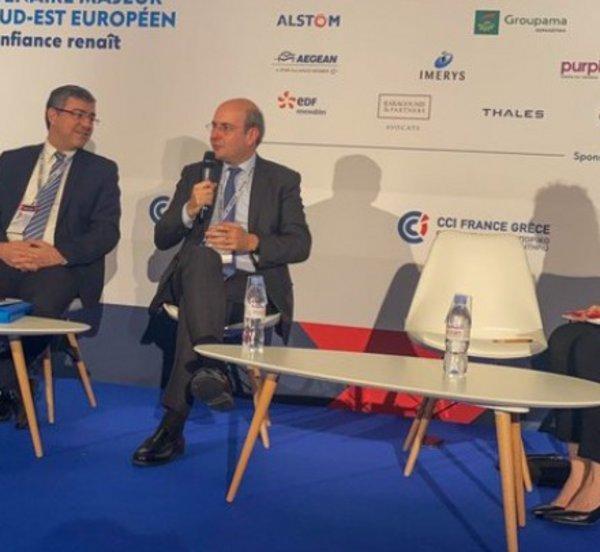 Χατζηδάκης: Η πολιτική της κυβέρνησης δημιουργεί σημαντικές επενδυτικές ευκαιρίες στον τομέα της ενέργειας