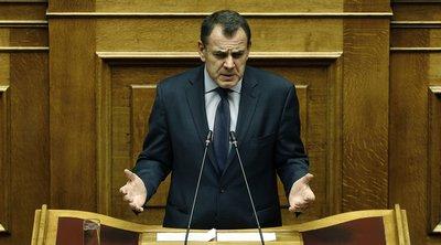 Παναγιωτόπουλος: Ειλημμένη η απόφαση για δεύτερο ναύσταθμο στην Κρήτη στο πρότυπο της Σαλαμίνας