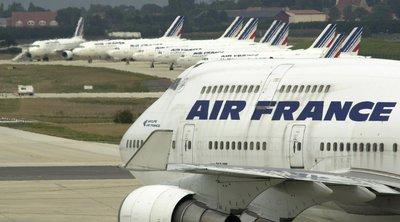 Η Air France προχωρά σε 7.580 απολύσεις στον όμιλό της αλλά και στη θυγατρική της «Hop!»