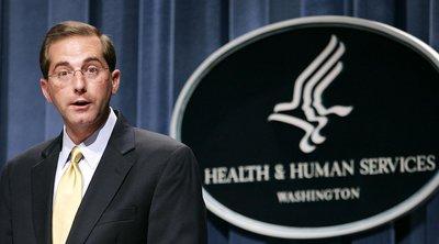 Ταϊβάν: Ο υπουργός Υγείας των ΗΠΑ ξεκινά τριήμερη επίσκεψη στην Ταϊπέι