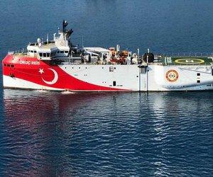 Στο ανατολικότερο σημείο της ελληνικής υφαλοκρηπίδας το Ορούτς Ρέις – Στενή παρακολούθηση από το Πολεμικό Ναυτικό