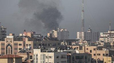 Νέες ισραηλινές επιδρομές στη Γάζα σε αντίποινα για τα εμπρηστικά μπαλόνια