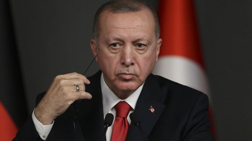 Επιμένει ο Ερντογάν για την Αγία Σοφία - Τι λέει για τη Μεσόγειο