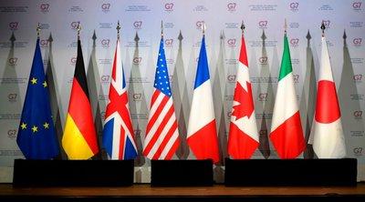 Οι G7 και η ΕΕ καλούν τη Ρωσία να σταματήσει τις προκλήσεις και τις εντάσεις προς την Ουκρανία