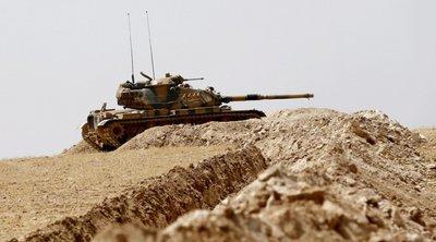 Συρία: Οι υποστηριζόμενοι από την Άγκυρα αντάρτες ανακοίνωσαν πως κατέλαβαν κωμόπολη στην Ιντλίμπ