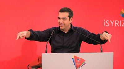 Ο Τσίπρας απαντά στα ερωτήματα των μελών του iSYRIZA