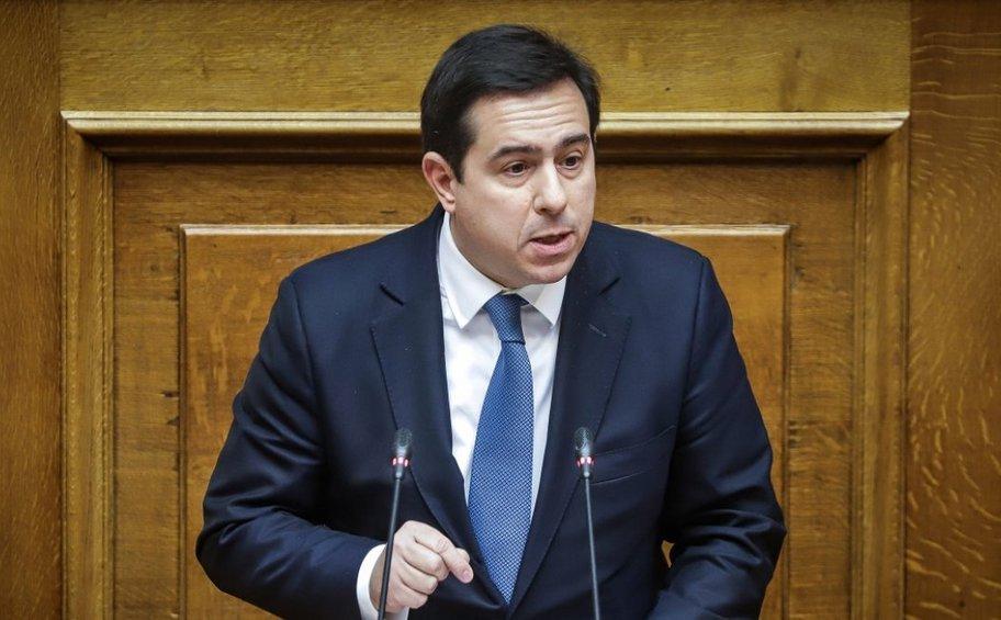 Μηταράκης: Ο ΣΥΡΙΖΑ ήθελε να δημιουργήσει δομές φιλοξενίας σε όλη την χώρα - Σας αρέσει η «φαβέλα» για πολιτικούς λόγους