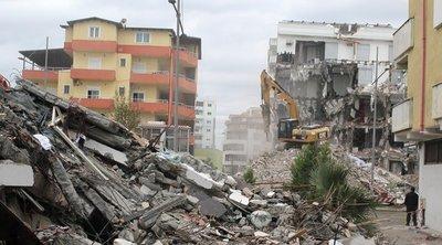 Ολλανδία: Δωρεά 3 εκατ. ευρώ στην Αλβανία για την αποκατάσταση των ζημιών του καταστροφικού σεισμού
