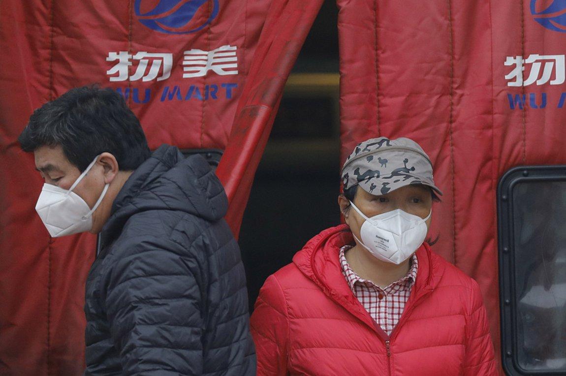 Κίνα - κορωνοϊός: Αύξηση - ρεκόρ στα κρούσματα μετά την εφαρμογή του νέου τρόπου διάγνωσης