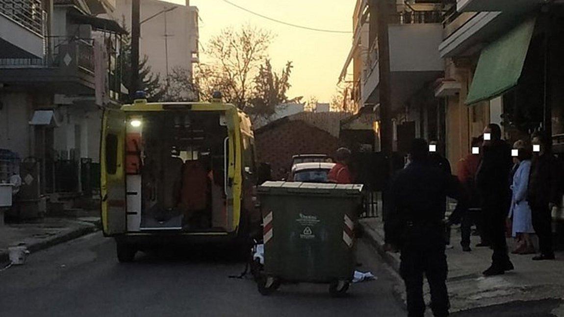 Τραγωδία στη Λάρισα: Γυναίκα έπεσε από μπαλκόνι 2ου ορόφου και σκοτώθηκε