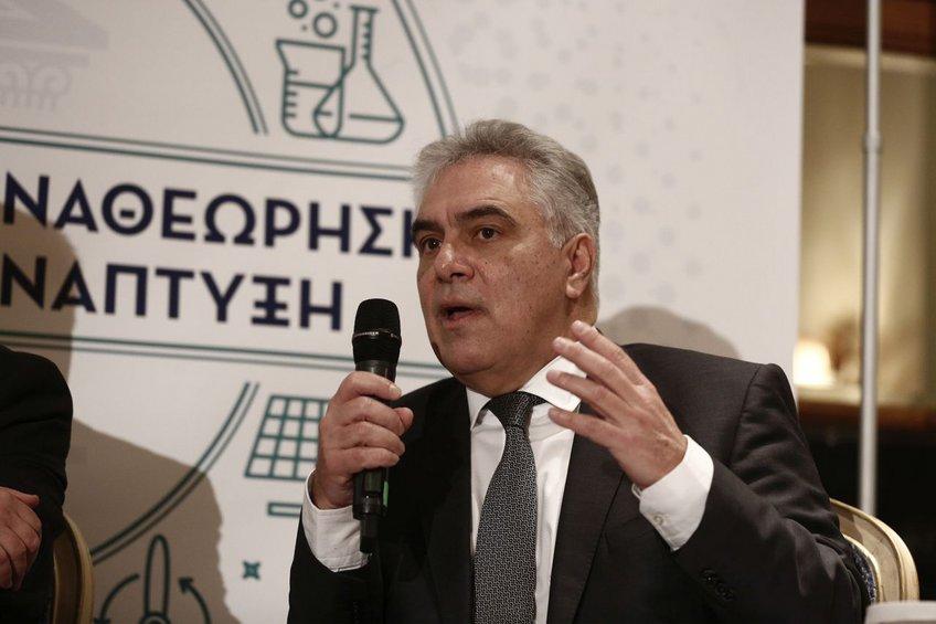 Ο Αθανάσιος Ράντος είναι ο νέος πρόεδρος του Συμβουλίου της Επικρατείας