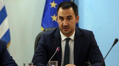 Χαρίτσης: Οι εικόνες στην ΑΣΟΕΕ προσβάλλουν βάναυσα το ελληνικό πανεπιστήμιο