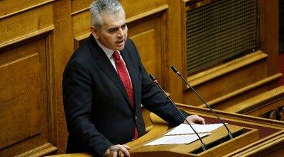 Ερώτηση Χαρακόπουλου για την συνταξιοδότηση πολιτών με ανεξόφλητες οφειλές ασφαλιστικών εισφορών