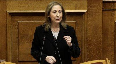 Ξενογιαννακοπούλου: Αντί ο κ. Μητσοτάκης να στηρίξει τον ΕΦΚΑ, ανακοίνωσε την πρόσληψη ιδιώτη project manager
