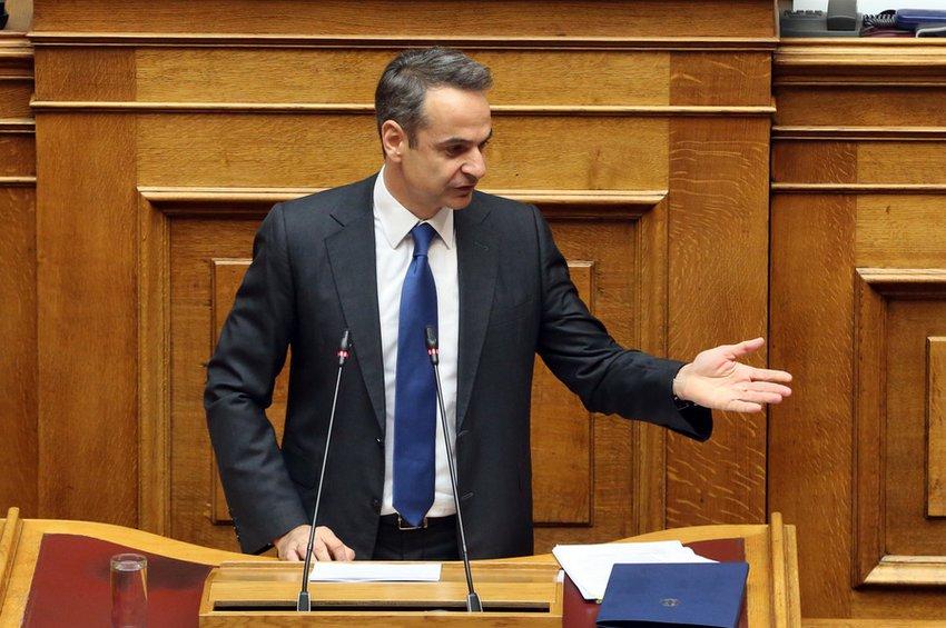 Μητσοτάκης: Τον Ιούλιο τα νέα για αύξηση κατώτατου μισθού - Αυτά είναι τα ψέματα του ΣΥΡΙΖΑ