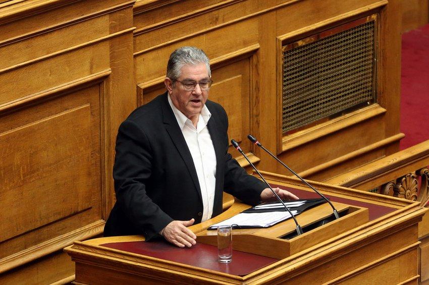 Κουτσούμπας: Η «Ελλάδα της ανάπτυξης» που περιγράφει ο πρωθυπουργός δεν έχει καμία απολύτως σχέση με αυτό που βιώνουν οι εργαζόμενοι