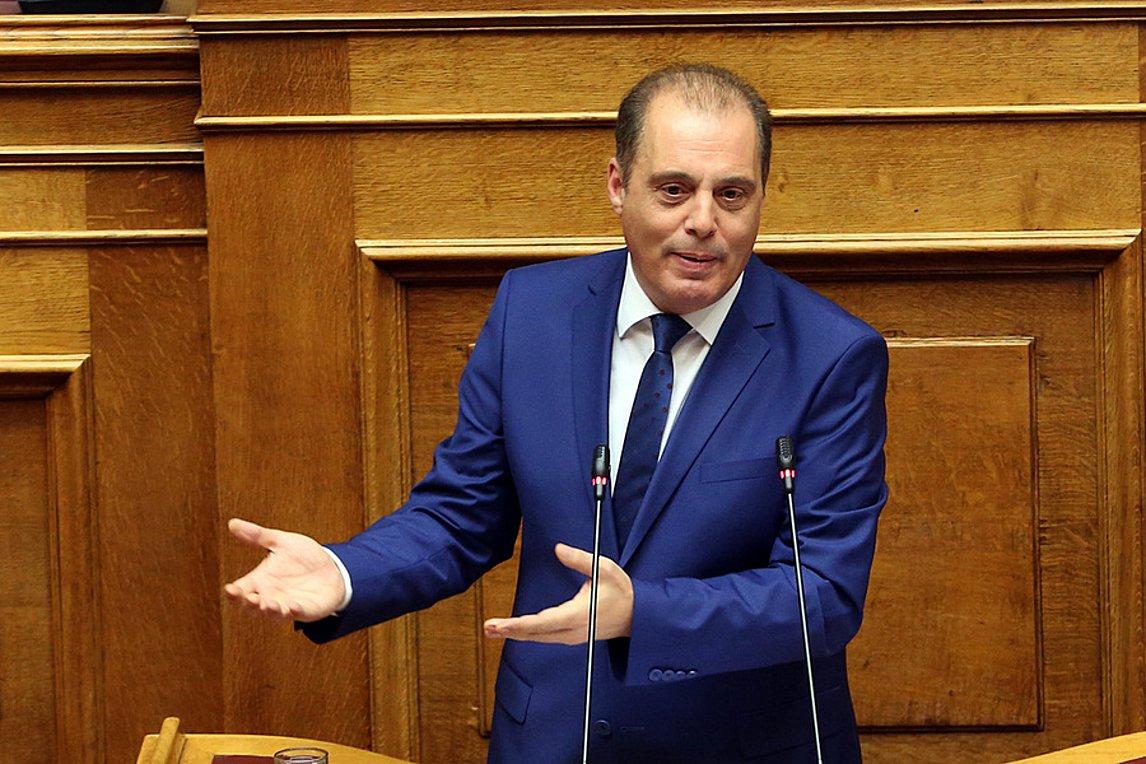 Βελόπουλος: Να αυστηροποιηθεί ο νόμος για όσους συλλαμβάνονται με μολότοφ και σε επεισόδια
