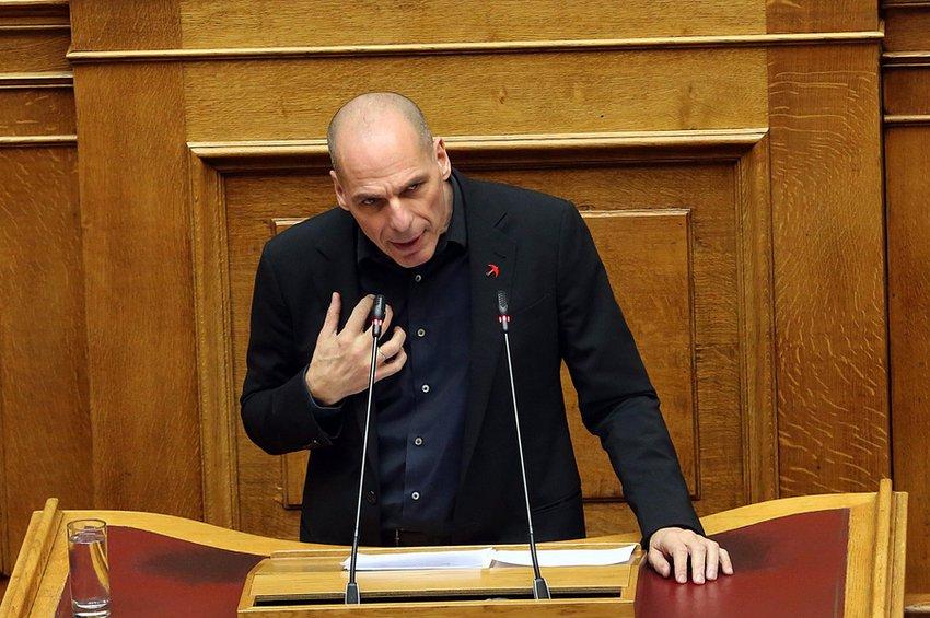 Βαρουφάκης: Το μνημόνιο που ψήφισε και εφάρμοσε ο ΣΥΡΙΖΑ δεν διέφερε από τα προηγούμενα