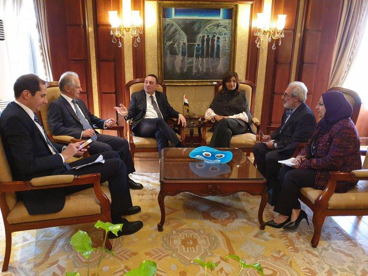 Κώστας Βλάσης προς τον Ελληνισμό του Καΐρου: Ακολουθεί ένα λαμπρό μέλλον για την πατρίδα μας