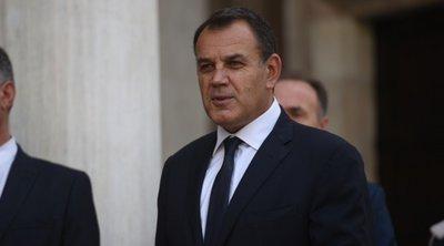 Παναγιωτόπουλος: Βούληση του υπουργείου, η επίλυση του θέματος της καταβολής αποζημίωσης για τη νυκτερινή απασχόληση του στρατιωτικού προσωπικού