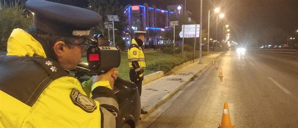 Σε 482 ανήλθαν οι παραβάσεις για οδήγηση υπό την επήρεια αλκοόλ σε ένα τριήμερο σε όλη την Ελλάδα