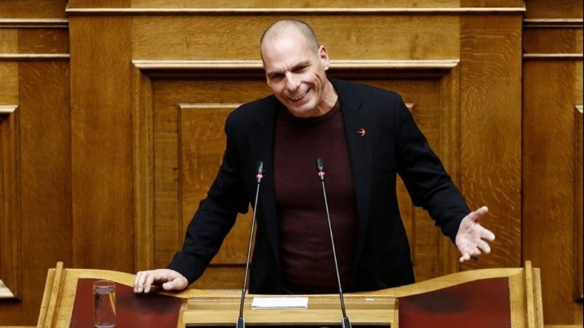 Ο Βαρουφάκης κατέθεσε στον πρόεδρο της Βουλής ηχογραφήσεις από τα Eurogroup του 2015