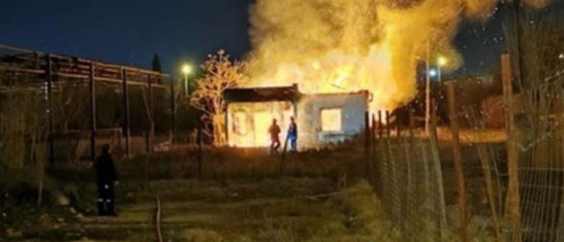 Θεσσαλονίκη: Σπίτι «λαμπάδιασε» μέσα σε δευτερόλεπτα