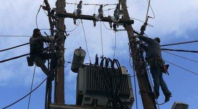 ΔΕΔΔΗΕ - Εργασίες για αποκατάσταση της ηλεκτροδότησης στην Εύβοια
