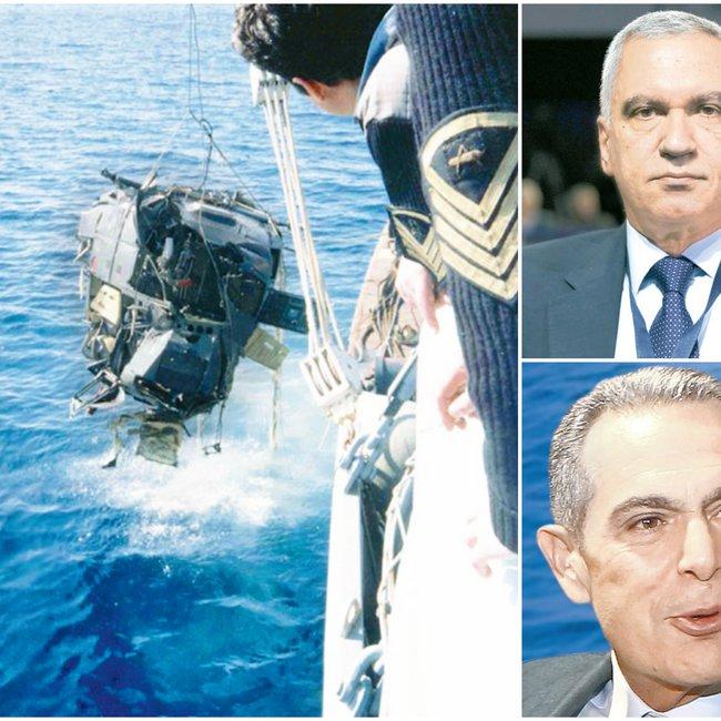 Ο στρατηγός Κωσταράκος απαντά στον Καμμένο για το ελικόπτερο των Ιμίων