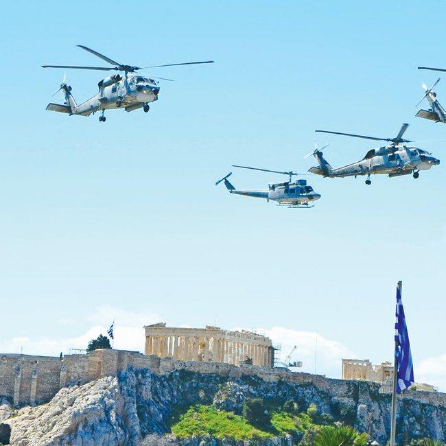 Ποιοι εισηγούνται στον Λευκό Οίκο μετεγκατάσταση των βάσεων από την Τουρκία στην Ελλάδα