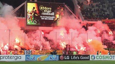 Παρέμεινε η ποινή της ΑΕΚ - Τα ματς που θα παίξει χωρίς κόσμο