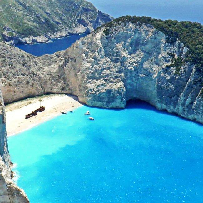 Γερμανικό περιοδικό έβαλε την παραλία του Ναυαγίου σε διαφήμιση για διακοπές στην …Τουρκία - Η αντίδραση του βουλευτή Ζακύνθου