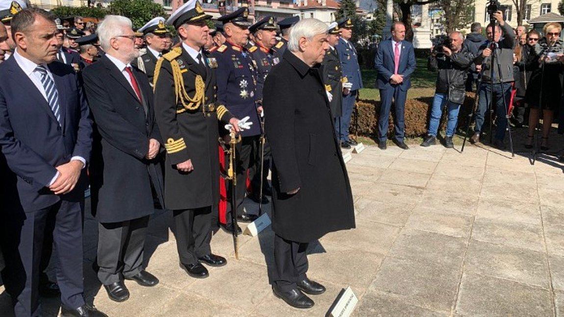 Παυλόπουλος: Καμία διαπραγμάτευση για το ψευτομνημόνιο Τουρκίας-Λιβύης