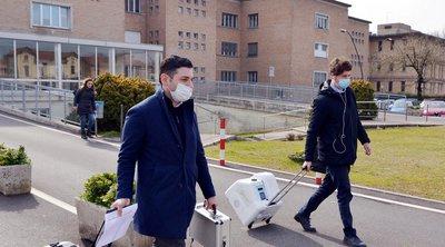 Δεύτερος νεκρός στην Ιταλία από τον κορωνοϊό - Ο ΠΟΥ ανησυχεί για τον αριθμό των κρουσμάτων που δεν έχουν σαφή επιδημιολογική σχέση