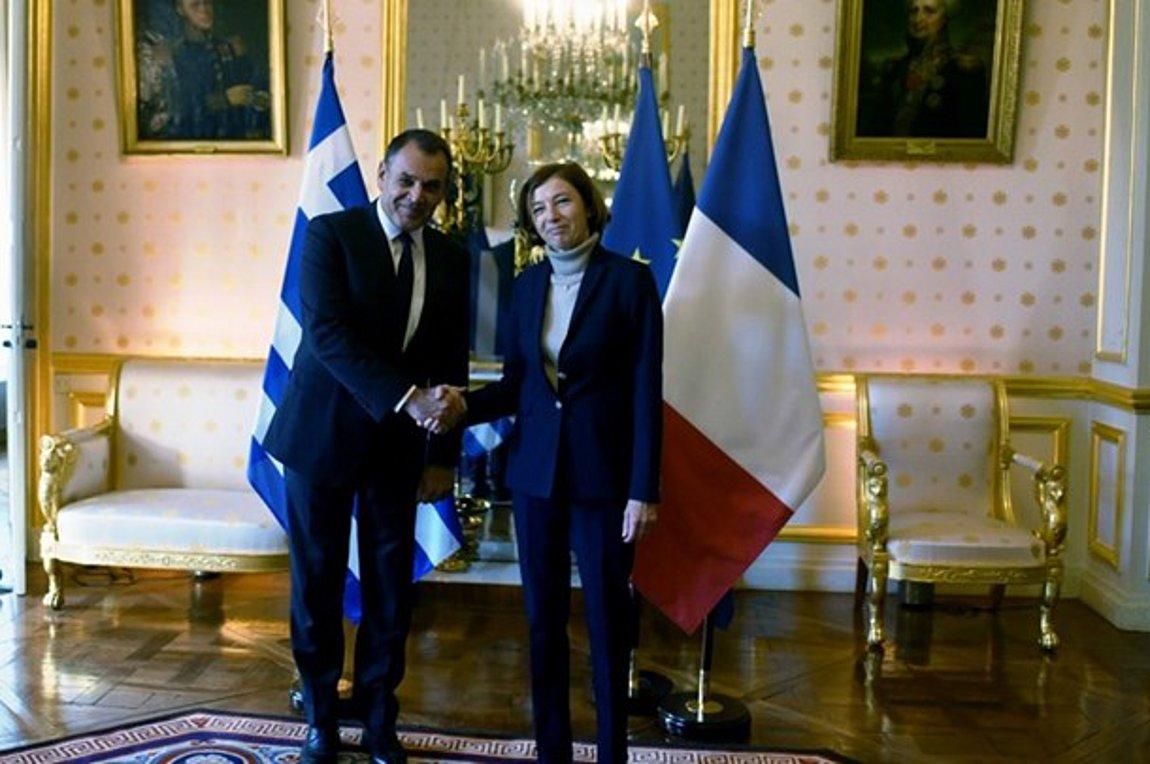 Ελλάς – Γαλλία: Η στρατιωτική συνεργασία και το ταμείο για τα εξοπλιστικά