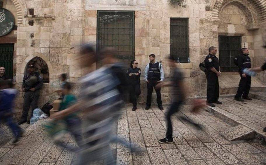 Αιματηρό επεισόδιο στην παλιά πόλη της Ιερουσαλήμ - Νεκρός από αστυνομικά πυρά άνδρας με μαχαίρι