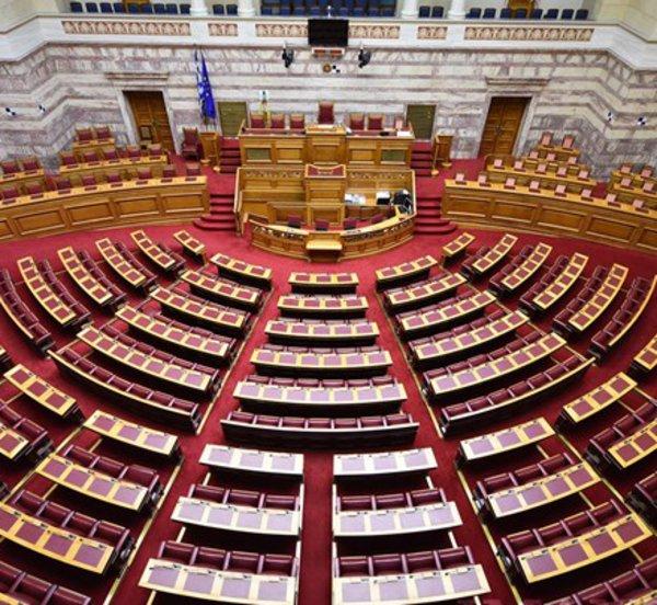 Βουλή: Κατατέθηκε το νομοσχέδιο για την υγεία