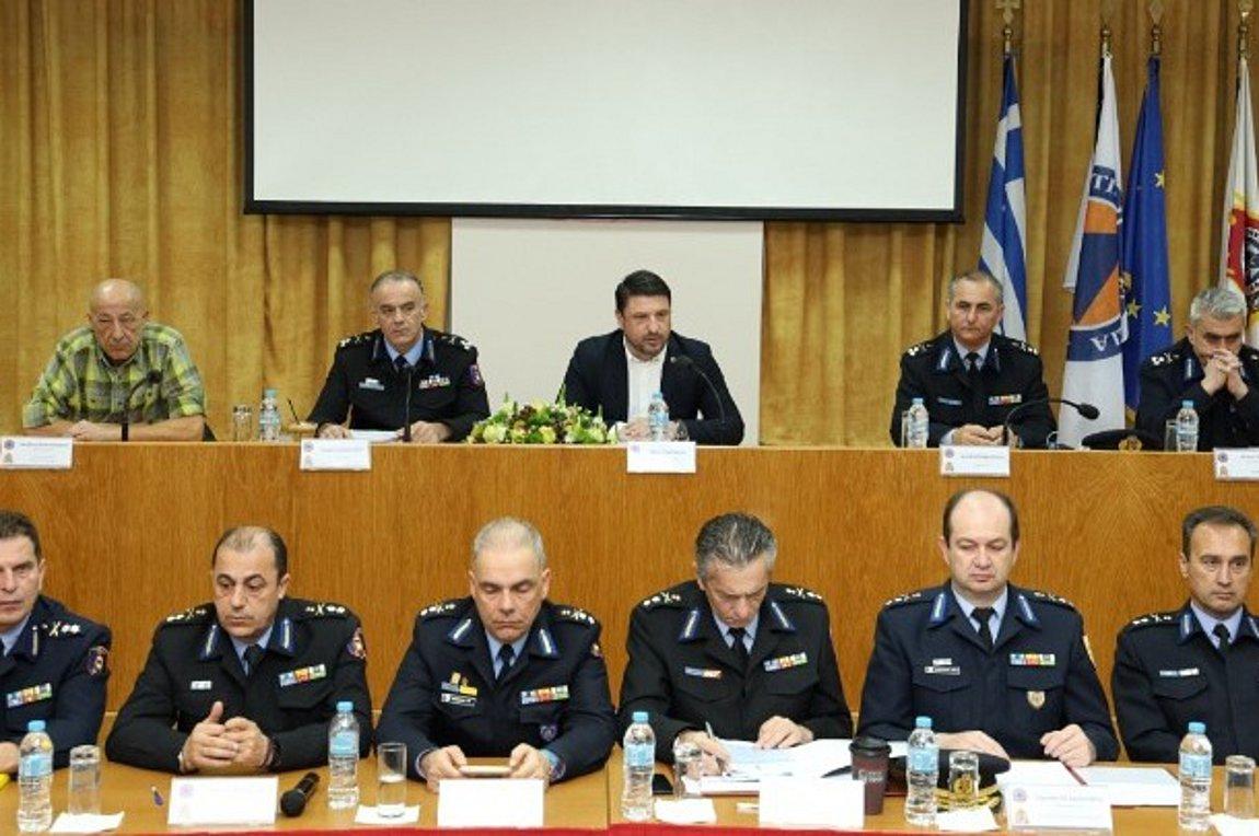 Ν. Χαρδαλιάς: Προτεραιότητα για την κυβέρνηση η θωράκιση της χώρας έναντι των πυρκαγιών