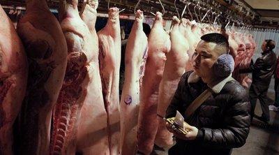 Πεκίνο: Διάθεση 11.673 τόνων κατεψυγμένου χοιρινού για την ομαλή τροφοδοσία της αγοράς