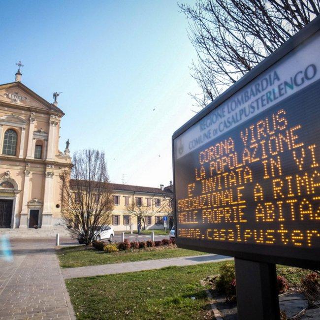 Κορωνοϊός: 76 τα κρούσματα σε πέντε περιφέρειες της Ιταλίας - Ποια μέτρα ανακοίνωσε ο Κόντε