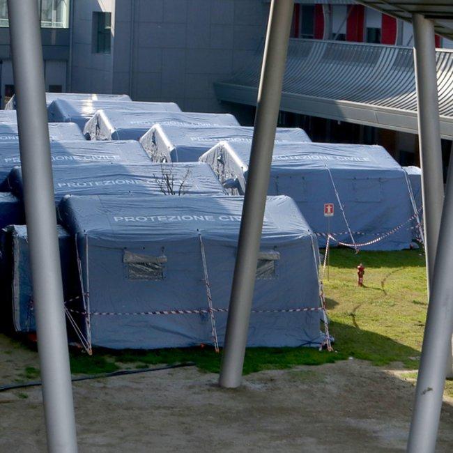 Κορωνοϊός: Πάνω από εκατό τα κρούσματα στην Ιταλία