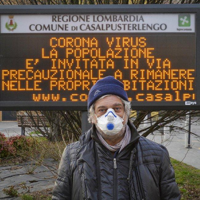 Αυξάνονται τα κρούσματα κορωνοϊού στην Ιταλία - 26 ασθενείς σε μονάδες εντατικής θεραπείας