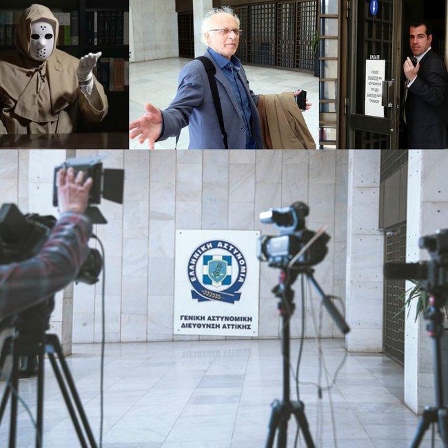«Μάξιμος Σαράφης»: Δεν έχω κανένα στοιχείο για εμπλοκή πολιτικών στην υπόθεση Novartis