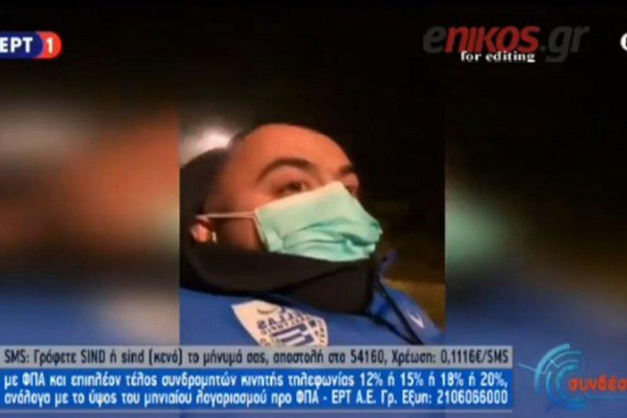 Κορωνοϊός: Πώς περιγράφει ο Παραολυμπιονίκης Δημήτρης Καρυπίδης την κατάσταση στην Ιταλία - ΒΙΝΤΕΟ