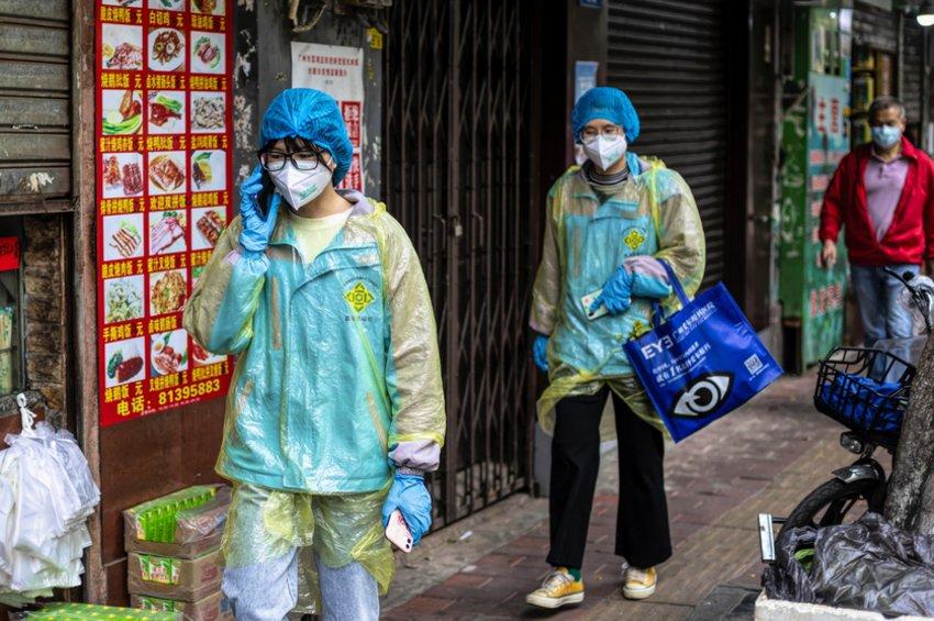 Κορωνοϊός: Ο αριθμός των αποθεραπευθέντων ξεπέρασε αυτόν των νέων κρουσμάτων για 7η ημέρα στην Κίνα - Αυξάνονται τα κρούσματα στη Ν. Κορέα