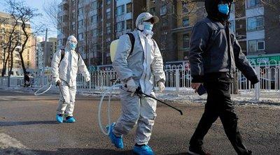 Κορωνοϊος: Κίνδυνος παγκόσμιας πανδημίας - Η εξέλιξη του ιού