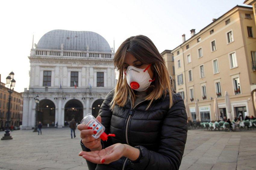 Εξαπλώνεται ο κορωνοϊός σε κεντρική και νότια Ιταλία - Κρούσματα σε Φλωρεντία και Σικελία