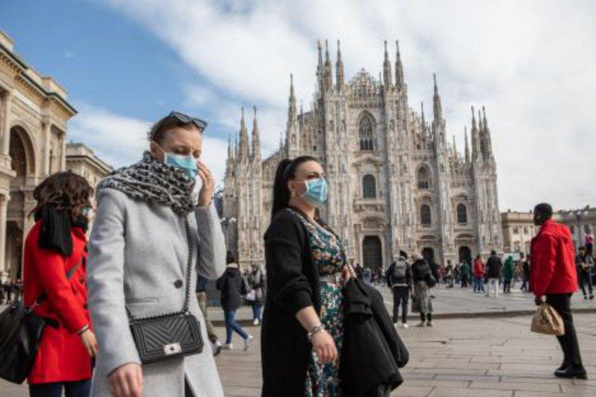Πανικός στην Ιταλία από τον κορωνοϊό - Στους επτά έφτασαν οι νεκροί - Σε καραντίνα 11 πόλεις